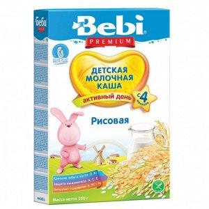 Каша Беби 250г рис молоко с 4 мес