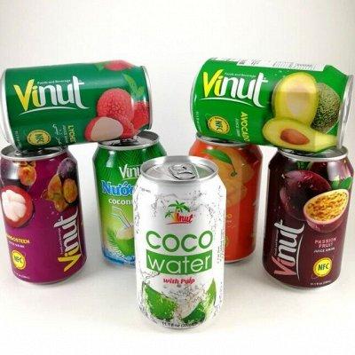 🌎Вкусняшки из Китая и Вьетнама!🌏  — Тропические напитки из Вьетнама!  — Напитки, соки и воды