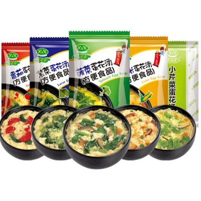 Закваски для йогуртов, диетические супчики — Диетические супы для перекусов