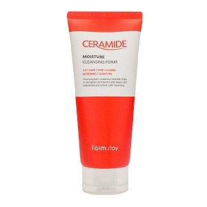 Ceramide Moisture Cleansing Foam Мягкая пенка для умывания с керамидами