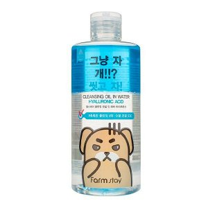 Сleansing oil in water hyaluronis acid Средство для снятия макияжа с гиалуроновой кислотой