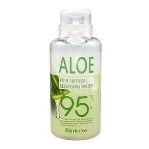 Pure Cleansing WaterAloe Мицеллярная вода с алоэ