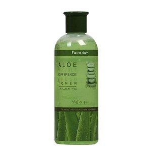 Visible Difference Fresh Toner Aloe Увлажняющий тонер с экстрактом алоэ