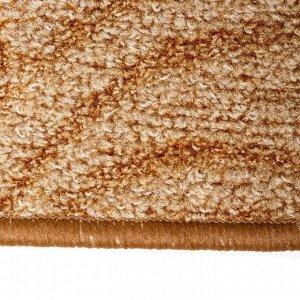 Ковер скролл АРГО размер 200х300 см, бежевый 235/3, войлок 195г/м2