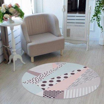 Люберецкие ковры. — Круглые ковры — Ковры