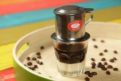 🚀 Вкусный Вьетнам. Большое пополнение ассортимента — Пресс-фильтр для кофе — Продукты питания