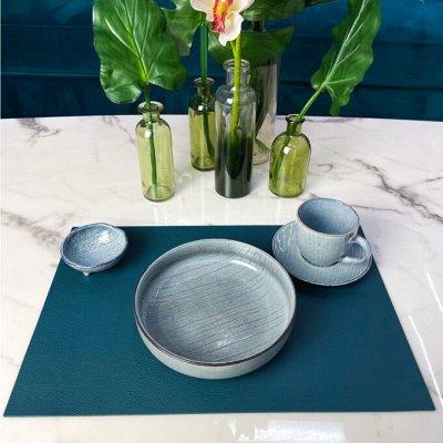 Самые модные, стильные бокалы из хрустального стекла — Салфетницы и подстановочные салфетки из эко кожи — Аксессуары для кухни