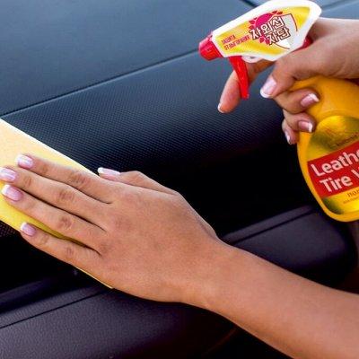 АВТОМОЛЛ! Наводим порядок в машине! — Полироли — Химия и косметика
