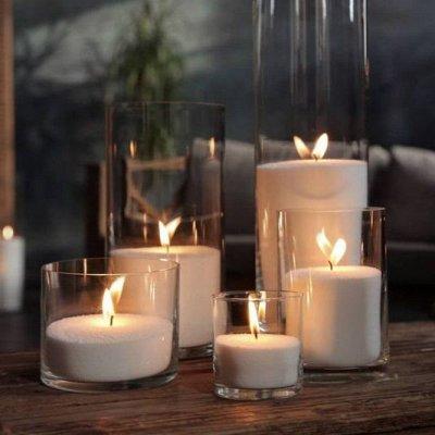 Натуральные свечки с травами из вощины, ручная работа🌿 — Насыпные свечи, Шикарное решение для интерьера! — Свечи и подсвечники