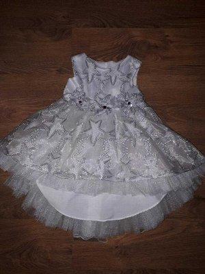 Платье на годик
