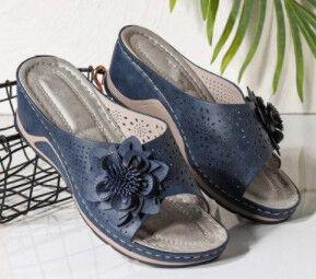 -50% 🔥 На Удобную Летнюю Обувь до 43р!!!   — САНДАЛИИ с анатомической стелькой до 43-го размера — Сабо