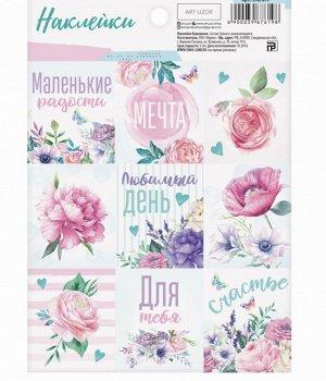 Наклейки бумажные «Мечта» , 11 × 16 см