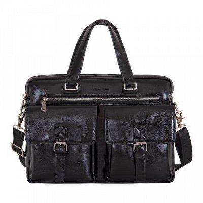 Держим цены! Ортопедические рюкзаки! Сумки и барсетки! — Мужские сумки из эко кожи — Кожаные сумки
