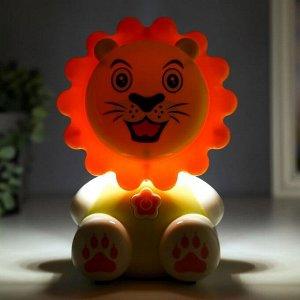 Лампа настольная 16286/1 15хLED 2Вт 2 режима USB АКБ МИКС 10х11.5х19.5 см