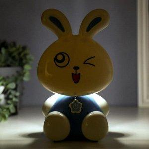 Лампа настольная 16285/1 15хLED 2Вт 2 режима USB АКБ МИКС 10х12.5х22 см