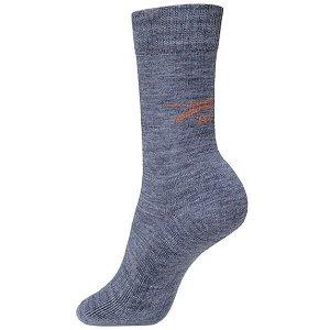 Носки  Climat Control, средняя длина. Цвет: серый меланж, МУЖСКИЕ