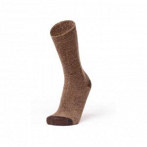 Носки  Thermo3, цвет: коричневый