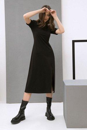 Платье женское МL10204 черный