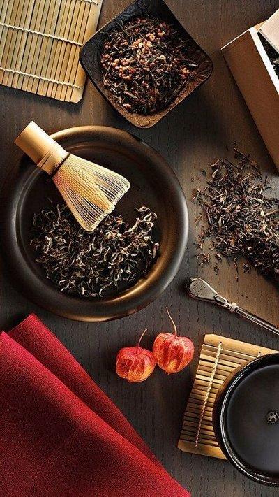 Шикарный чай от TeaPoint — Чай Пуэр — Чайные напитки