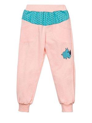 """Штаны для девочек """"Pea light pink"""""""