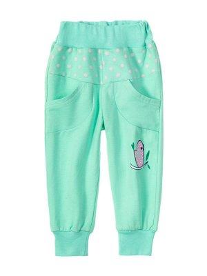 """Штаны для девочек """"Pea Green"""""""