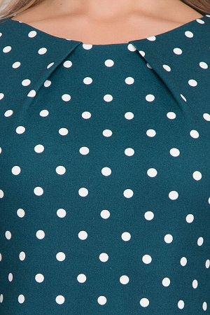 Платье Платье из трикотажного полотна 30% вискоза 65% п/э,5% эластан