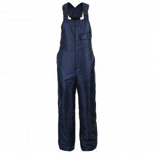Костюм утеплённый «Стим» КОС634, куртка+п/к, цвет тёмно-синий/серый, размер 56-58/170-176