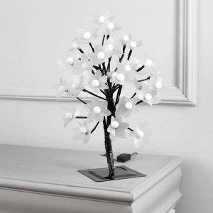 """Светодиодный куст улич. 0.3 м, """"Шарики/цветы"""", 32 LED, 220V, моргает МУЛЬТИ"""
