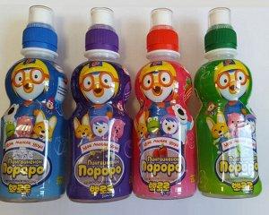 Напиток для детей Пороро в ассортименте, 235 мл