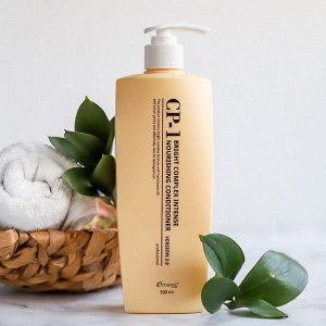 Интенсивно питающий кондиционер для волос Esthetic House CP-1 Bright Complex Intense Nourishing Conditioner, 500ml