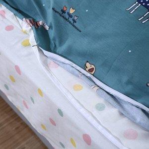 Комплект постельного белья Сатин 100% хлопок C493