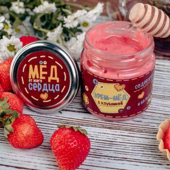 ✅Пристрой - Одежда / Товары для дома / Косметика — Подарочный Крем-мёд — Для дома