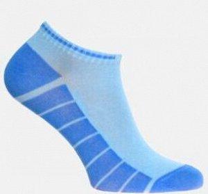 Носки женские голубой