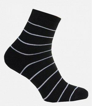 Носки женские махра черный