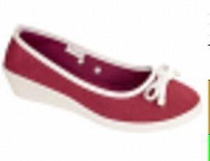 Туфли повседневные женские с верхом из искусственных кож