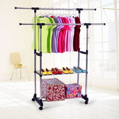 Идеальная хозяюшка❤ ️Всё что нужно для уборки — Стойки для одежды/ Сушилки