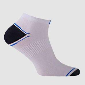 Носки мужские белый+синий