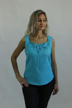 Блуза Лен 100% (цвета в описании!!!)