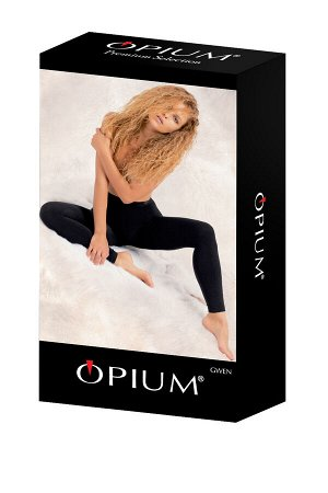 Легинсы Opium Premium Selection GWEN чёрный