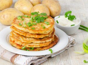 Картофельные оладьи / Pancakes 1,5кг