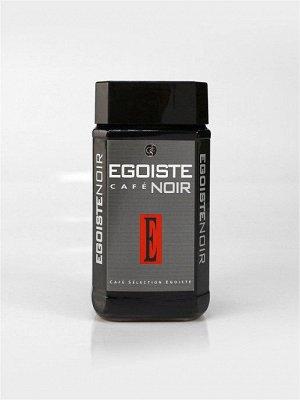 """Кофе Egoiste """"Noir"""" растворимый, 100 г ст/б"""