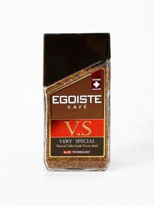 Кофе молотый в растворимом Эгоист Egoiste V. S. молотый в растворимом, 100 г