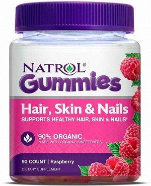 Natrol витамины для волос, кожи и ногтей