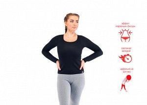 Кофта для фитнеса и похудения (с длинным рукавом) SV9