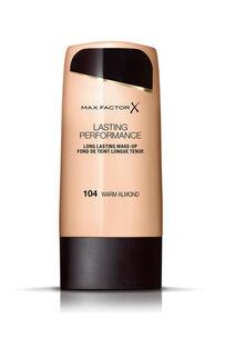 .Макс Фактор крем тональный LASTING 104  warm  almond  NEW