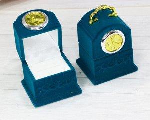 """Подарочная коробочка """"Часы"""""""