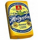 Туалетное твердое мыло Самарская мыловарня Жигулёвское  90гр