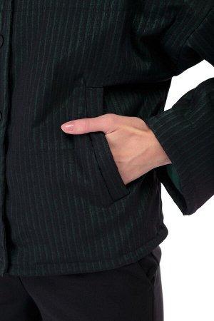 Куртка Куртка ANELLI 908 зеленые тона  Состав: Вискоза-68%; ПЭ-28%; Спандекс-4%; Сезон: Осень-Зима Рост: 164  Куртки любимица всех модниц.Мало какой предмет женского гардероба отличается такой же пра