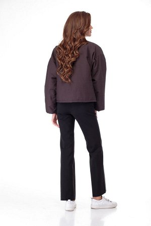 Куртка Куртка ANELLI 908 коричневые  Состав: ПЭ-40%; Хлопок-60%; Сезон: Осень-Зима Рост: 164  Куртки любимица всех модниц.Мало какой предмет женского гардероба отличается такой же практичностью, унив