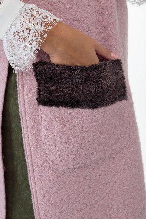 Жилет Жилет ANELLI 915 розовый  Состав: ПЭ-9%; Шерсть-28%; ПАН-63%; Сезон: Осень-Зима Рост: 164  Удлинённый жилет был предложен в зимних показах уже несколько сезонов подряд и популярность его возрос
